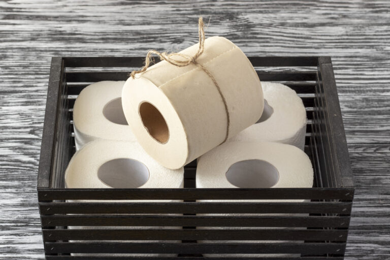 Bamboo toilet paper is the world's most impactful toilet paper.